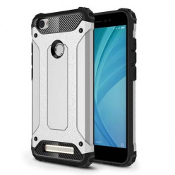Pancerne etui na Xiaomi Redmi 3S - srebrny.