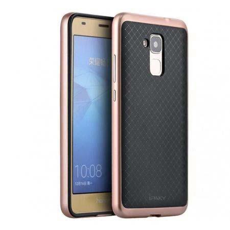 Etui na Huawei Honor 7 Lite bumper Neo - Różowy