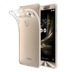 Etui na Asus ZenFone 3 - silikonowe, przezroczyste crystal case.