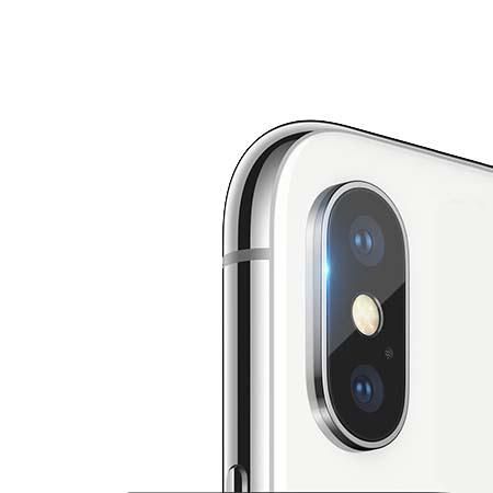 Hartowane szkło na Tylny aparat, kamerę telefonu iPhone X