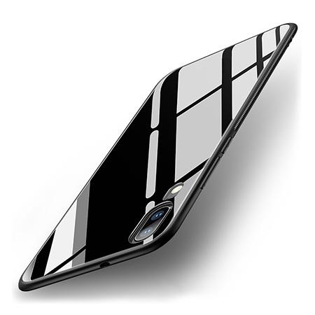 Etui na Huawei P20 - GLAZZ Kejs - Czarny