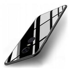 Etui na Xiaomi Redmi 5 Plus - GLAZZ Kejs - Czarny