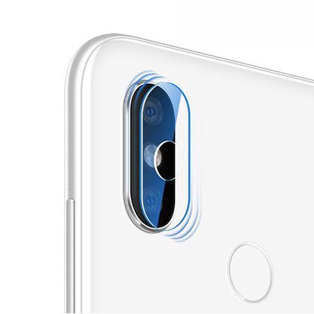 Xiaomi Mi A2 Lite Hartowane szkło na aparat, kamerę z tyłu telefonu