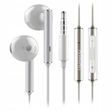 Słuchawki douszne z mikrofonem Huawei - Biały