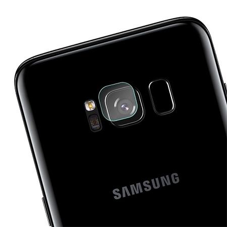 Samsung Galaxy S8 Plus Hartowane szkło na aparat, kamerę z tyłu telefonu