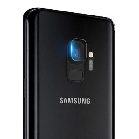 Hartowane szkło na aparat, kamerę z tyłu telefonu Samsung Galaxy S9