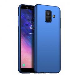 Etui na telefon Samsung Galaxy J6 2018 - Slim MattE - Granatowy.