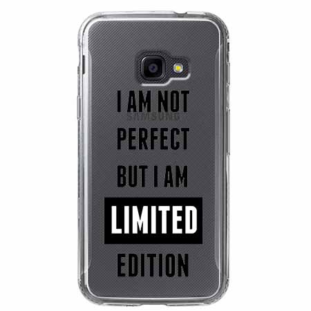 Etui na Samsung Galaxy Xcover 4 - I Am not perfect…
