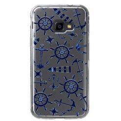 Etui na Samsung Galaxy Xcover 4 - Ahoj wilki morskie.