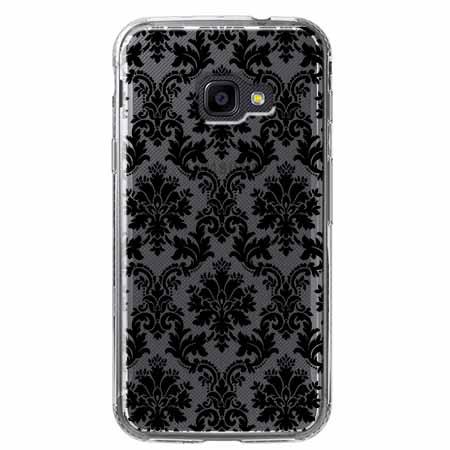 Etui na Samsung Galaxy Xcover 4 - Damaszkowa elegancja.