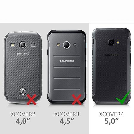 Etui na Samsung Galaxy Xcover 4 - Cytrynowe orzeźwienie.