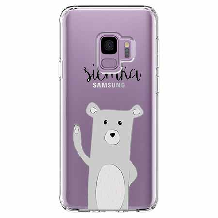 Etui na Samsung Galaxy S9 - Misio Siemka.