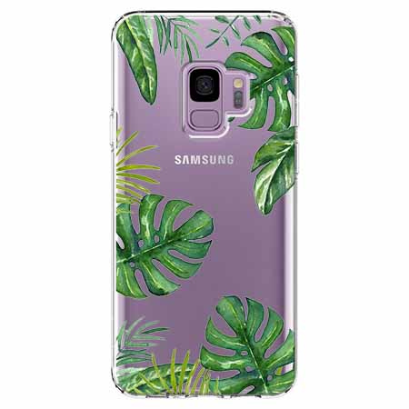 Etui na Samsung Galaxy S9 - Welcome to the jungle.