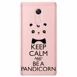 Etui na telefon Xiaomi Redmi 5 - Keep Calm… Pandicorn.