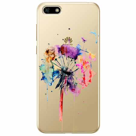 Etui na telefon Huawei Y5 2018 -  Watercolor dmuchawiec.