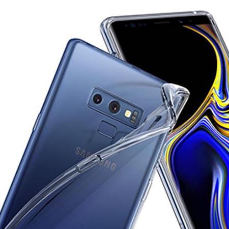 Etui na Samsung Galaxy Note 9 - Zafalowane.