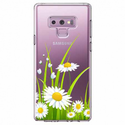 Etui na Samsung Galaxy Note 9 - Polne stokrotki.