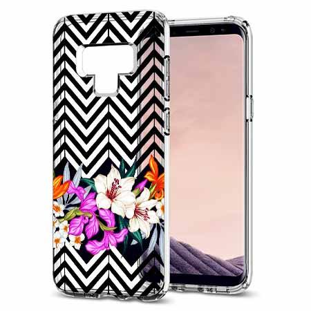 Etui na Samsung Galaxy Note 9 - Kwiatowy bukiet dla Ciebie.