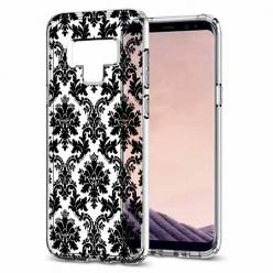 Etui na Samsung Galaxy Note 9 - Damaszkowa elegancja