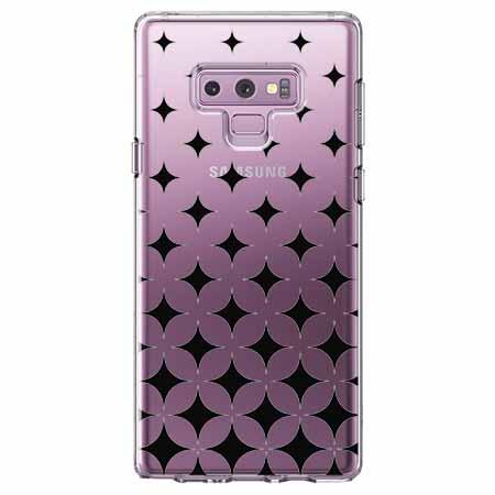 Etui na Samsung Galaxy Note 9 - Diamentowy gradient.