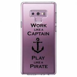 Etui na Samsung Galaxy Note 9 - Work like a Captain…