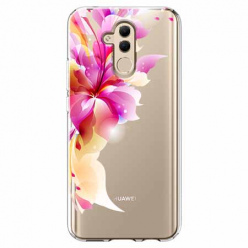 Etui na telefon Huawei Mate 20 Lite - Bajeczny kwiat.