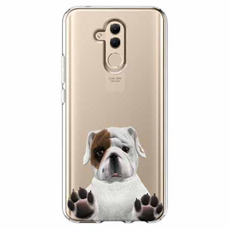 Etui na telefon Huawei Mate 20 Lite - Słodki szczeniaczek.