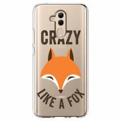 Etui na telefon Huawei Mate 20 Lite - Crazy like a fox.