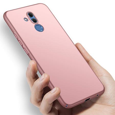 Etui na telefon Huawei Mate 20 Lite - Slim MattE - Różowy.