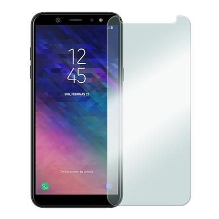 Samsung Galaxy A6 2018 - hartowane szkło ochronne na ekran 9h.