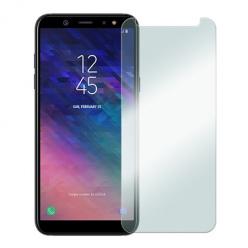 Samsung Galaxy A6 Plus 2018 - hartowane szkło ochronne na ekran 9h.