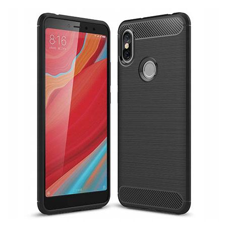 Etui na Xiaomi Redmi S2 - bumper Neo CARBON - Czarny.