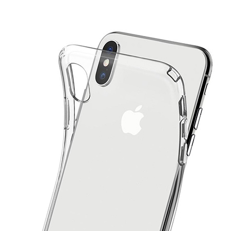 Etui na telefon Apple iPhone X - Kolorowe lizaki.