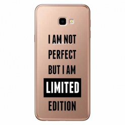 Etui na Samsung Galaxy J4 Plus - I Am not perfect…