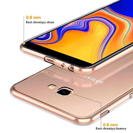 Etui na Samsung Galaxy J4 Plus - Crazy like a fox.