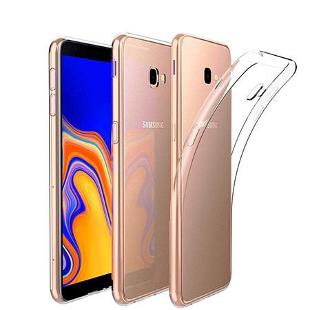 Etui na Samsung Galaxy J4 Plus - Czerwone serduszka.