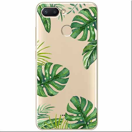 Etui na Xiaomi Redmi 6 - Welcome to the jungle.