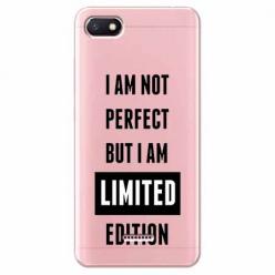Etui na Xiaomi Redmi 6A - I Am not perfect…