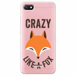 Etui na Xiaomi Redmi 6A - Crazy like a fox.