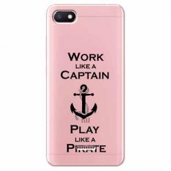 Etui na Xiaomi Redmi 6A - Work like a Captain…