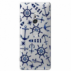 Etui na Sony Xperia XZ3 - Ahoj wilki morskie.