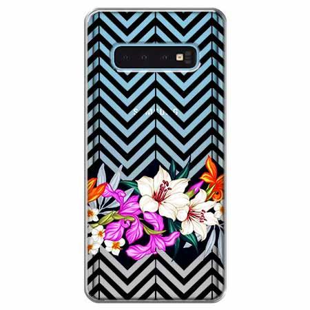 Etui na Samsung Galaxy S10 - Kwiatowy bukiet dla Ciebie.