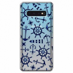 Etui na Samsung Galaxy S10 Plus - Ahoj wilki morskie.
