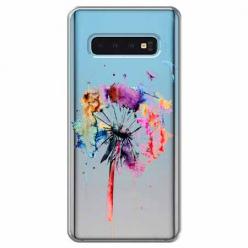 Etui na Samsung Galaxy S10 Plus - Watercolor dmuchawiec.