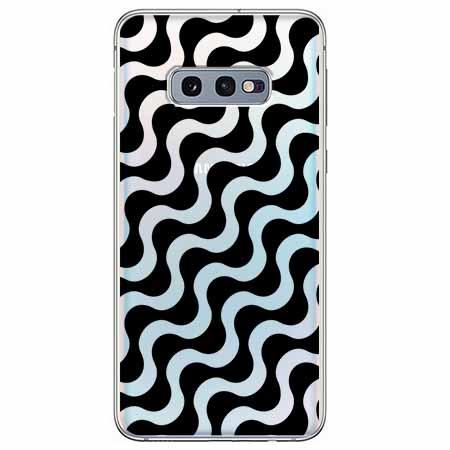 Etui na Samsung Galaxy S10e - Zafalowane.