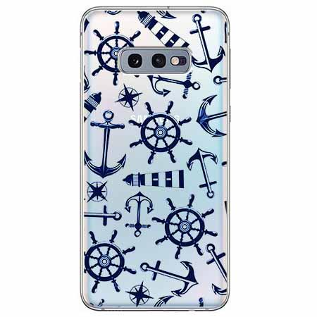 Etui na Samsung Galaxy S10e - Ahoj wilki morskie.