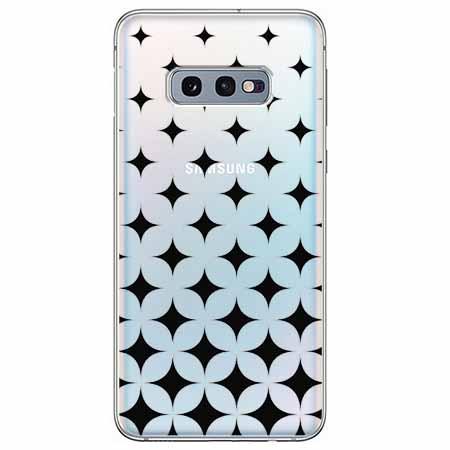 Etui na Samsung Galaxy S10e - Diamentowy gradient.