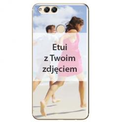 Zaprojektuj etui z własnym zdjęciem na telefon Huawei Honor 7X
