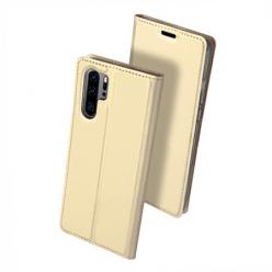 Etui na Huawei P30 Pro - magnet pro skin - Złoty.