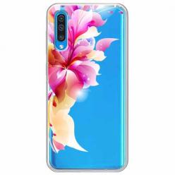 Etui na Samsung Galaxy A70 - Bajeczny kwiat.